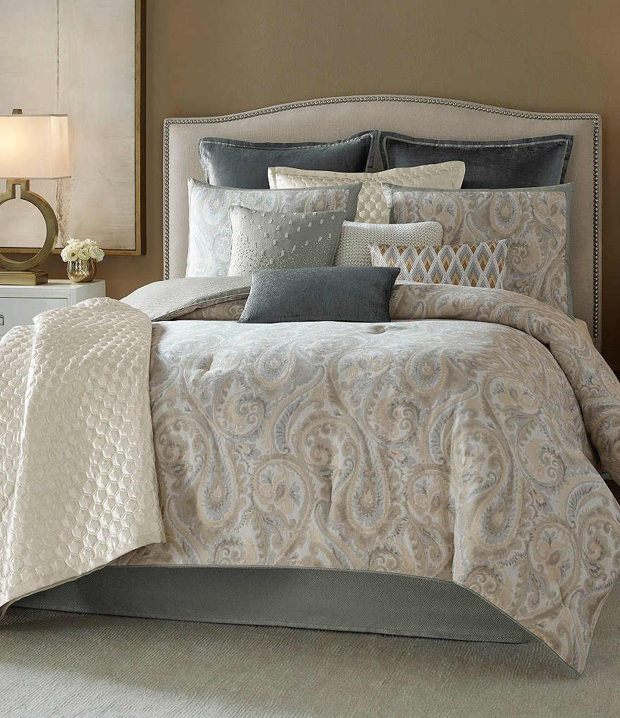 candice OLSON Lyrical Paisley Comforter Set
