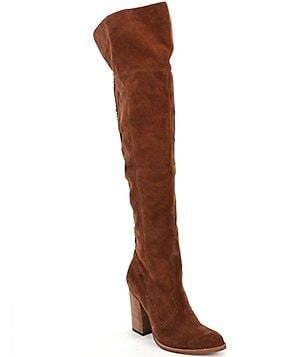 Dolce Vita Cliff Over The Knee Boots