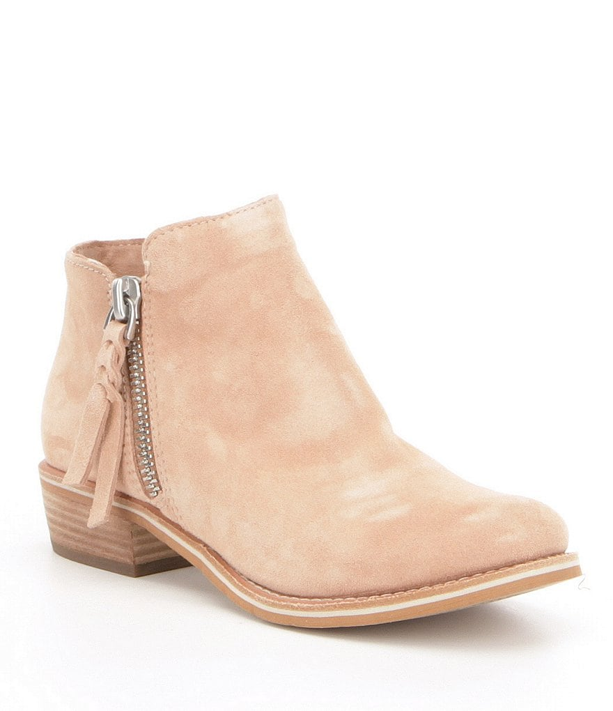 Dolce Vita Sutton Block Heel Booties