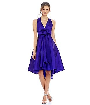 Eva Franco Libby Fit and Flare Dress