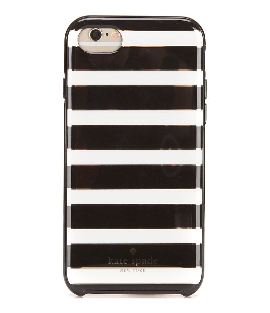 kate spade new york Foil Stripe iPhone 7 Case