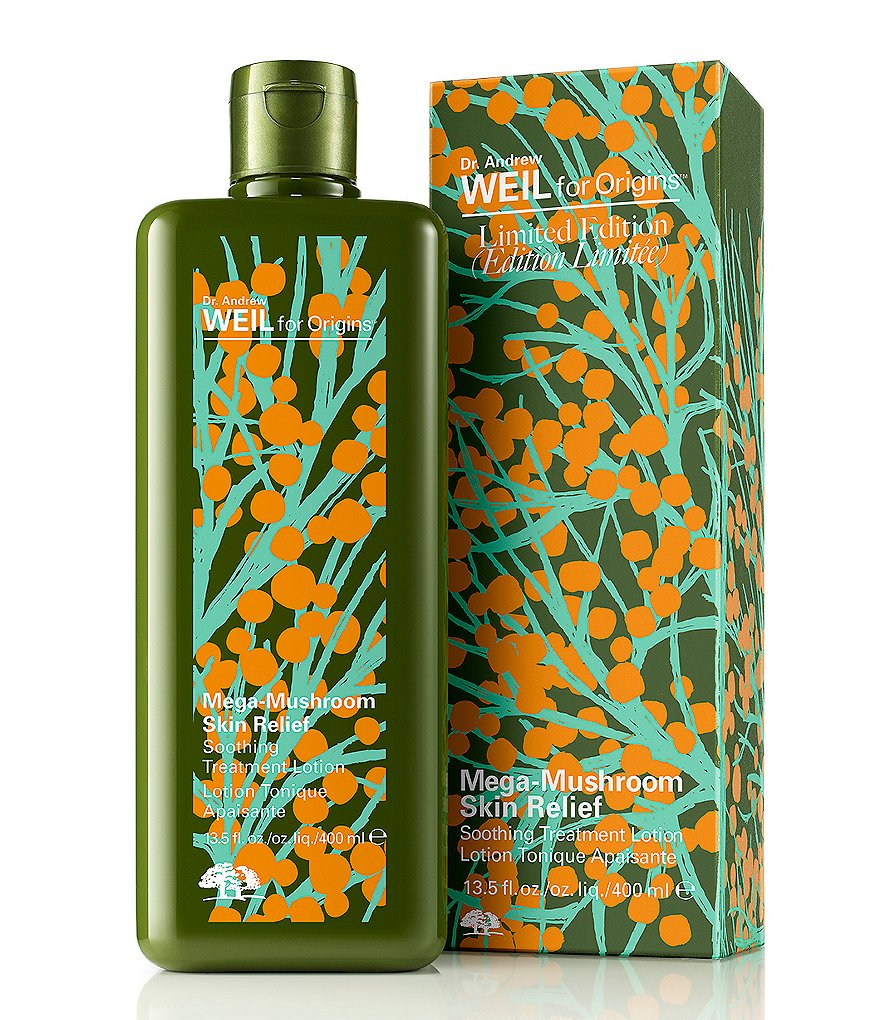 Dr. Andrew Weil for Origins Limited-Edition Mega-Mushroom Skin Relief Soothing Treatment Lotion