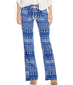 Roxy Printed Oceanside Pants