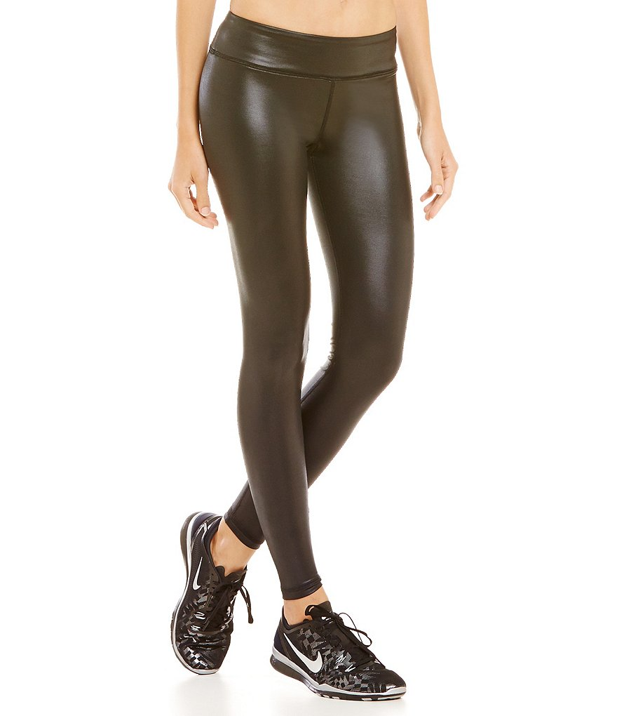 Gianni Bini Active Josie Coated Legging