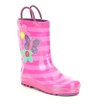 Western Chief Girl´s Blossom Cutie Rain Boot