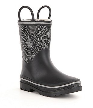 Western Chief Boys´ Bright Web Reflective Rain Boots