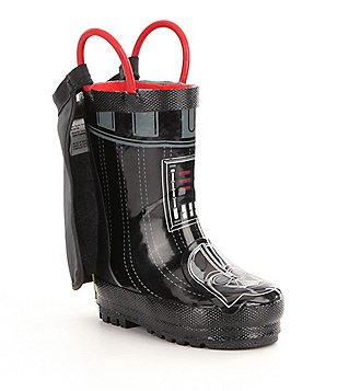 Western Chief Boy´s Star Wars Darth Vader Rain Boot