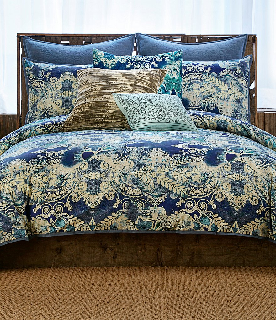 Poetic Wanderlust™ by Tracy Porter Astrid Sateen Comforter Mini Set