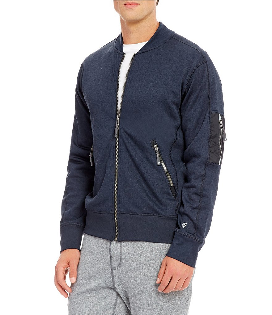 Cremieux Club 38 Full-Zip Fleece Jacket