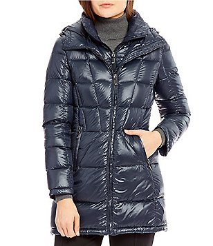 Calvin Klein Light Weight Down Packable Puffer Coat