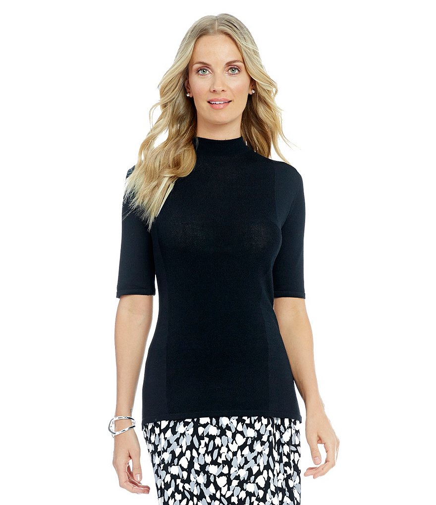 Preston & York Rona Knit Blouse