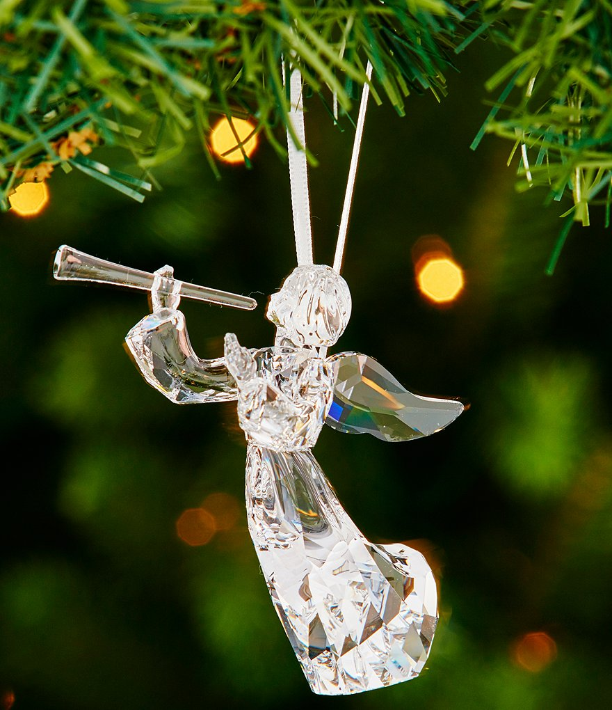 Swarovski 2016 Annual Edition Crystal Angel Ornament