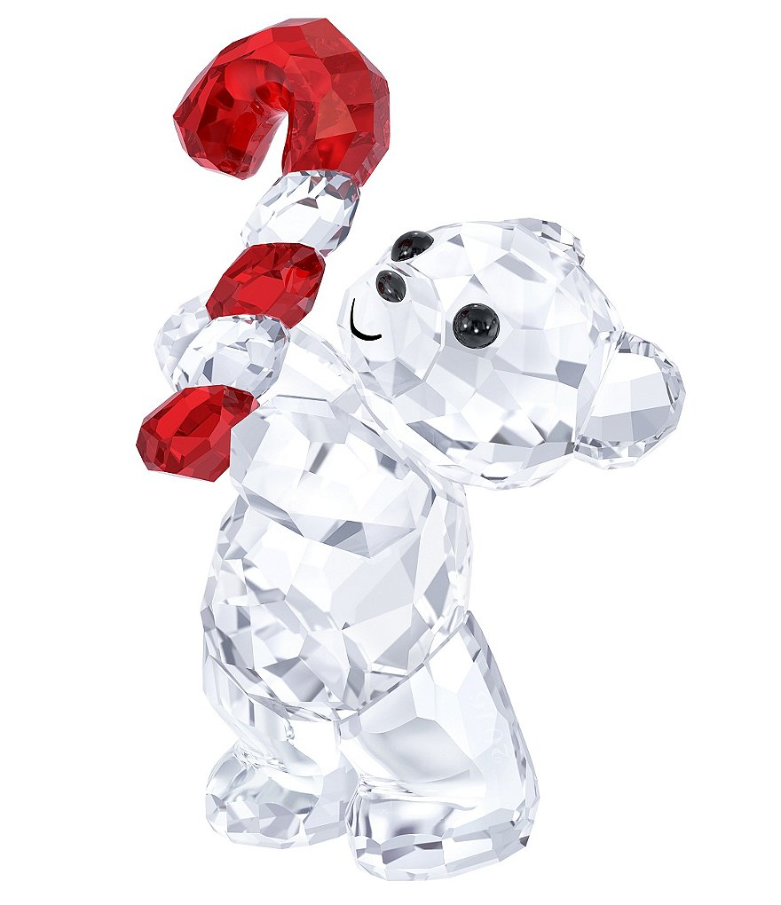 Swarovski Crystal Christmas Kris Bear Figurine, 2016 Edition