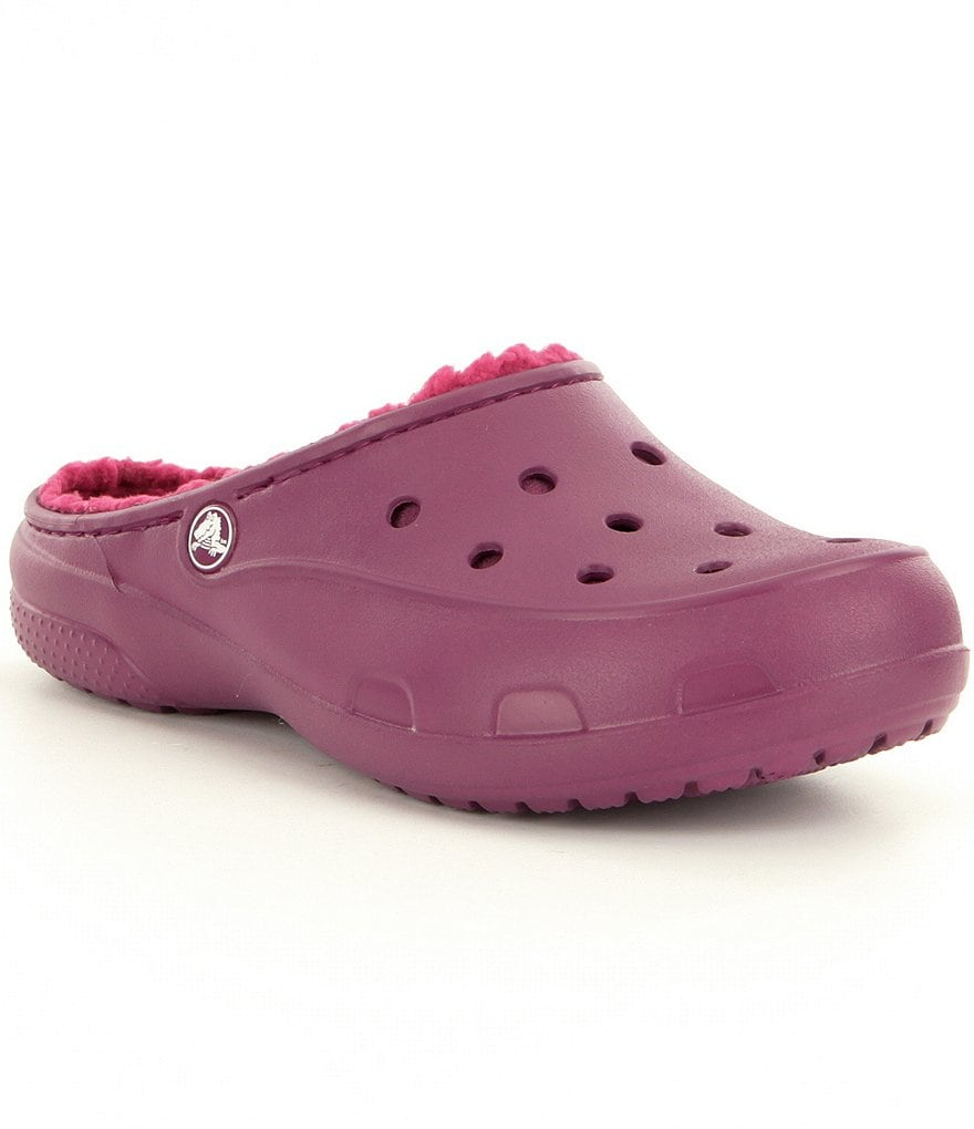 Crocs Freesail Plushlined Clogs