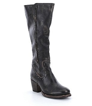Bed Stu Fate Distressed Leather Boots