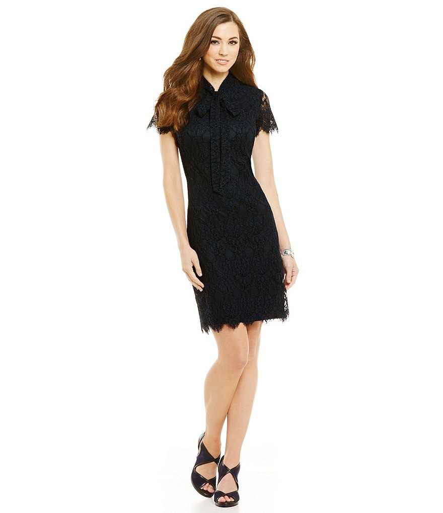 Antonio Melani Dutchess Lace Dress