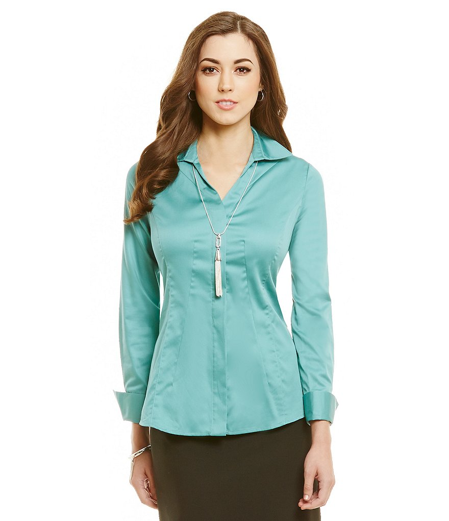 Antonio Melani Yvonne Long Sleeve Blouse