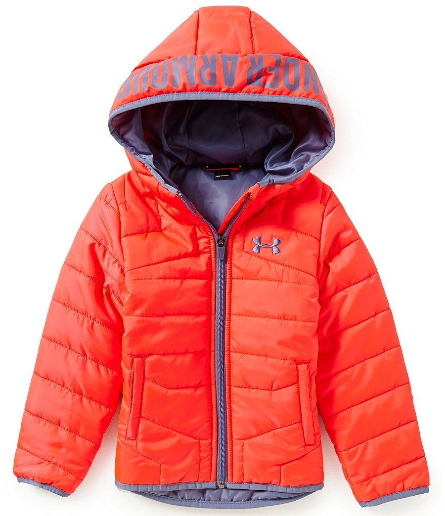 Under Armour Little Girls 4-6X Feature Puffer Jacket