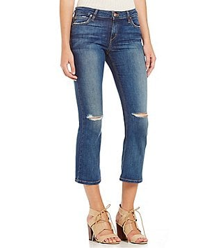 Joe´s Jeans The Oliva Mellie Crop Flare Jeans