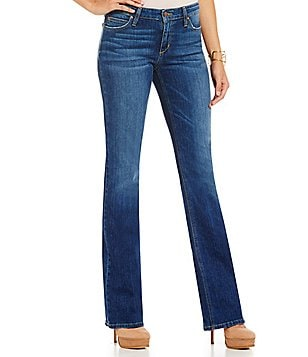 Joe´s Jeans Amina Honey Mid-Rise Bootcut Jeans