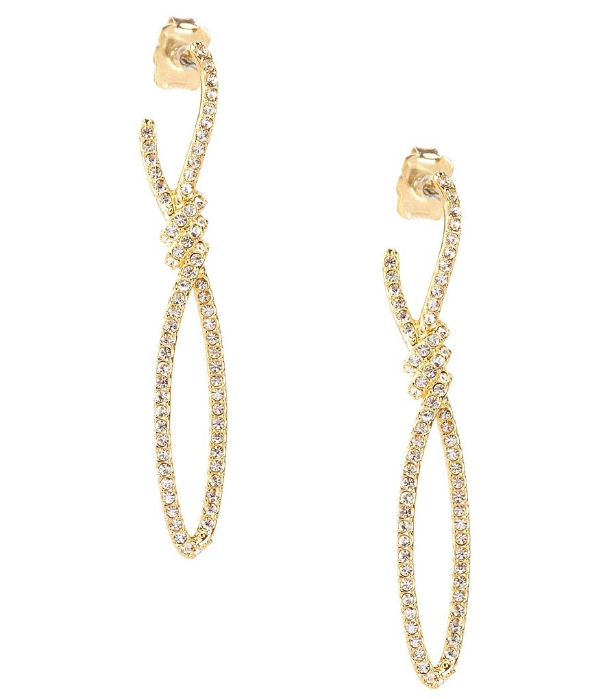 Nadri Barbarella Linear Earrings