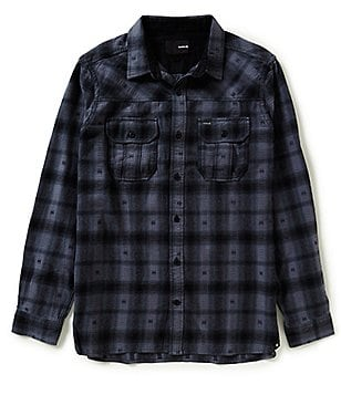 Hurley Harper Long-Sleeve Shirt