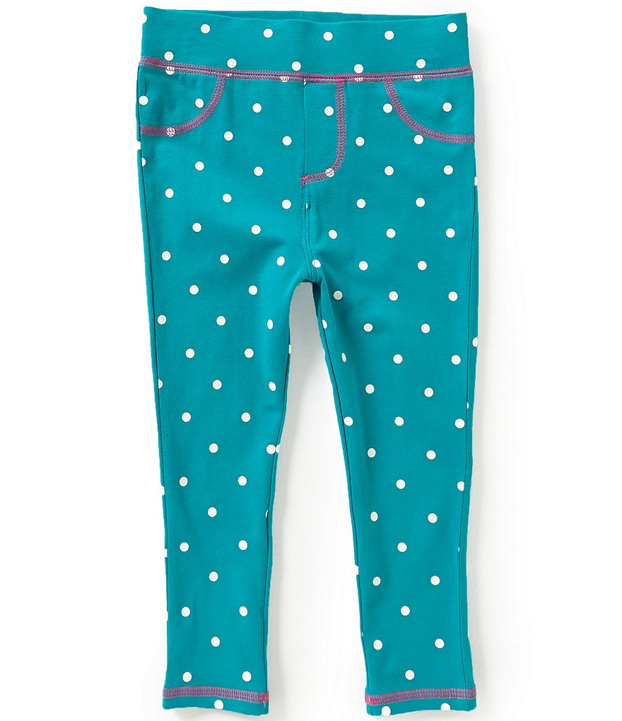 Adventure Wear by Copper Key 2T-4T Printed Leggings