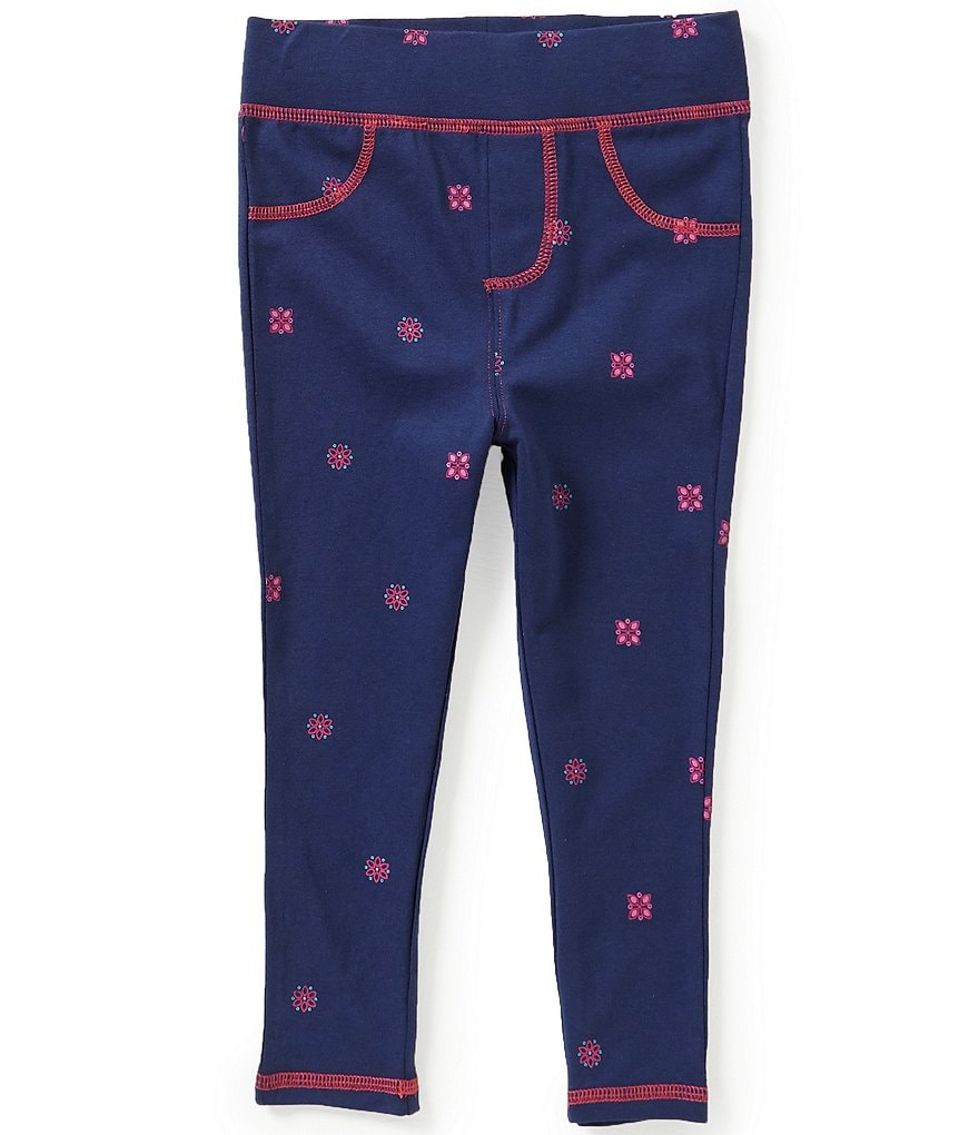 Adventure Wear by Copper Key Little Girls 2T-4T Printed Legging