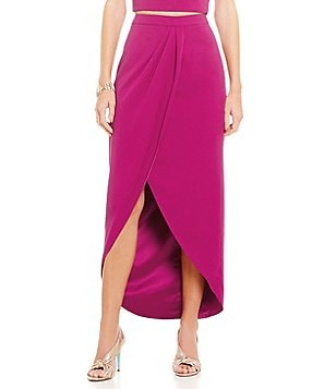 Belle Badgley Mischka Tulip Stacey Skirt