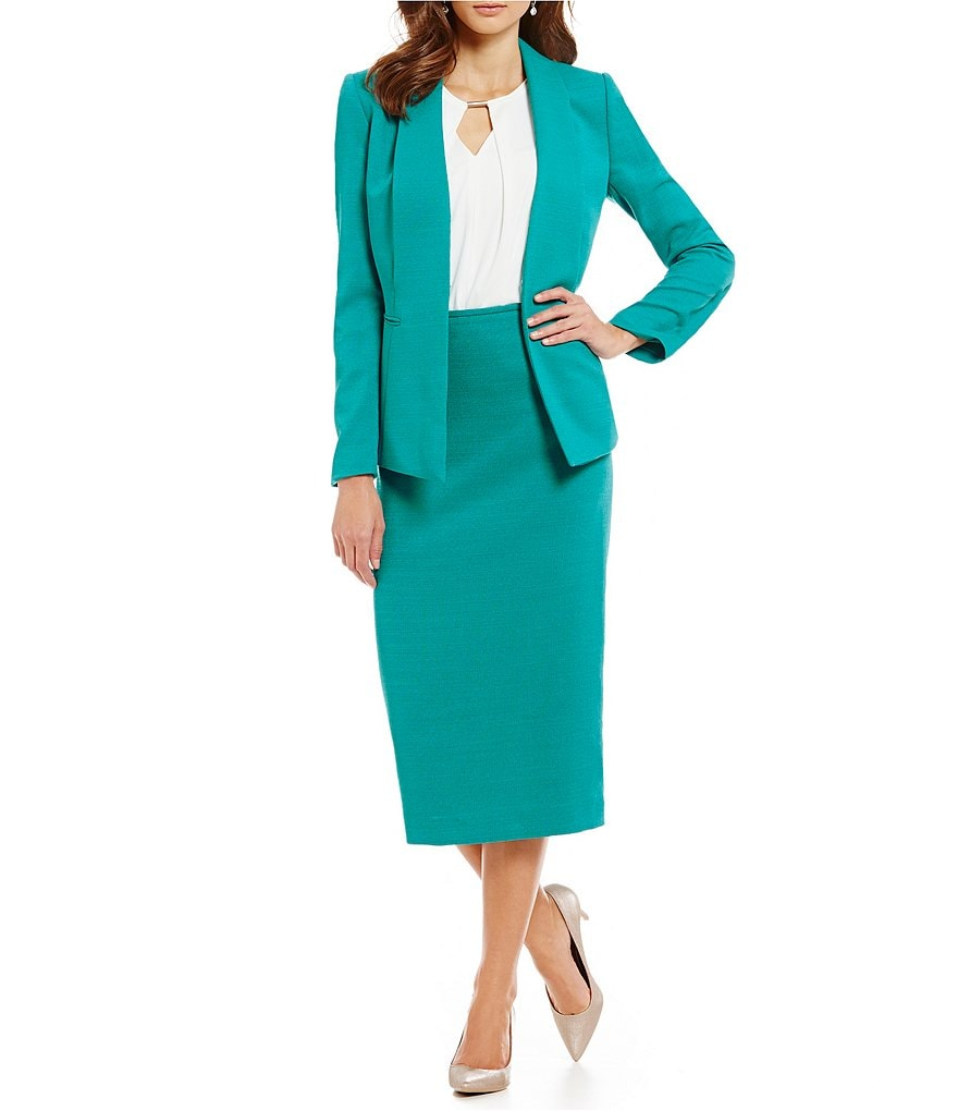 Preston & York Celine Blazer Jacket & Taylor Skirt