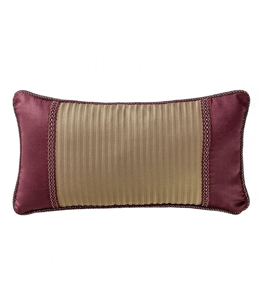 Waterford Athena Pieced Breakfast Pillow
