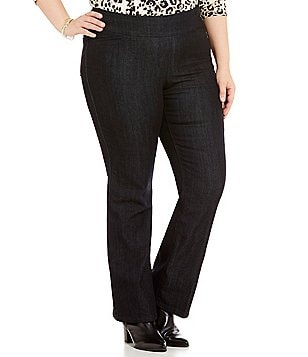 Westbound Plus the PARK AVE fit Classic Leg Bootcut Pant