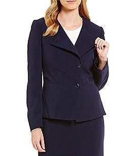 Preston & York Alexis Textured Novelty Suiting Jacket Image