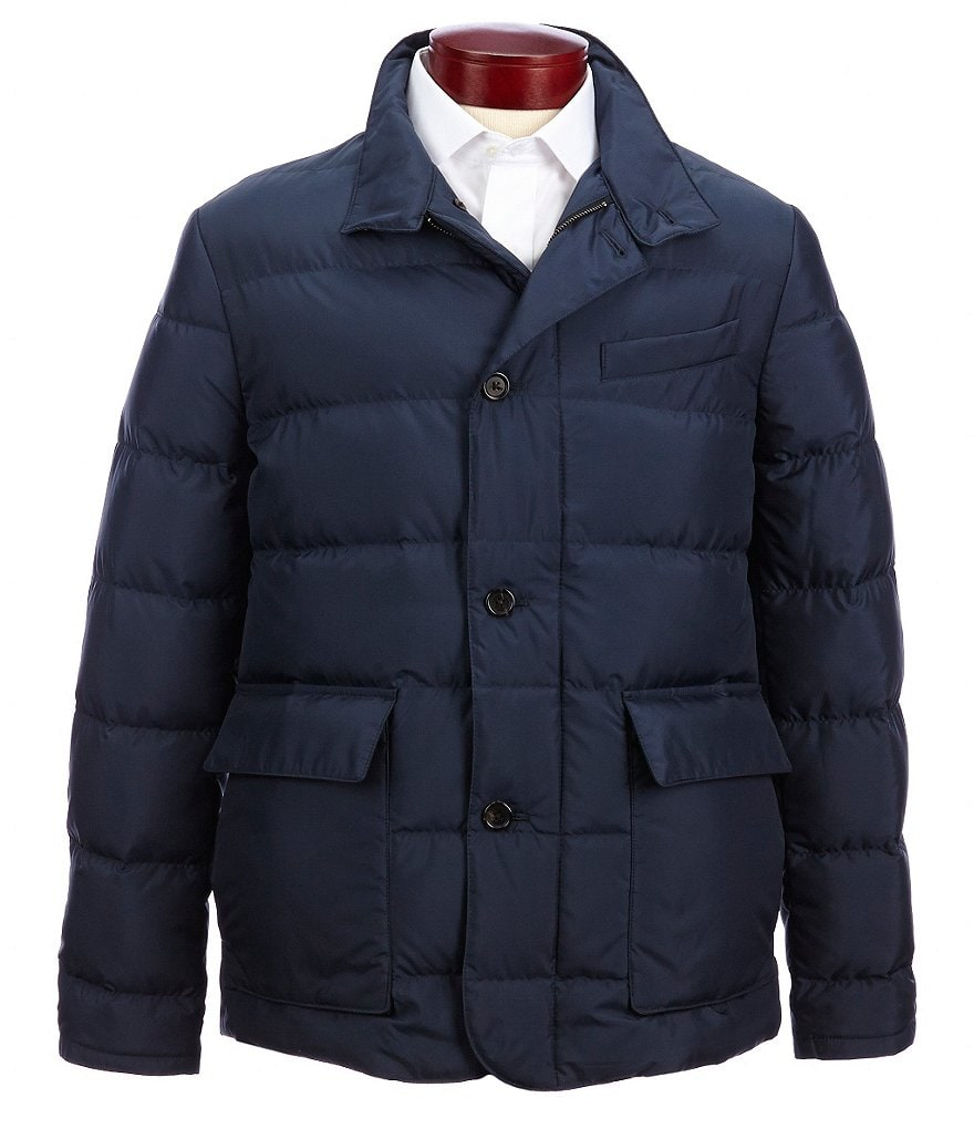Brooks Brothers Kittredge Hybrid Jacket
