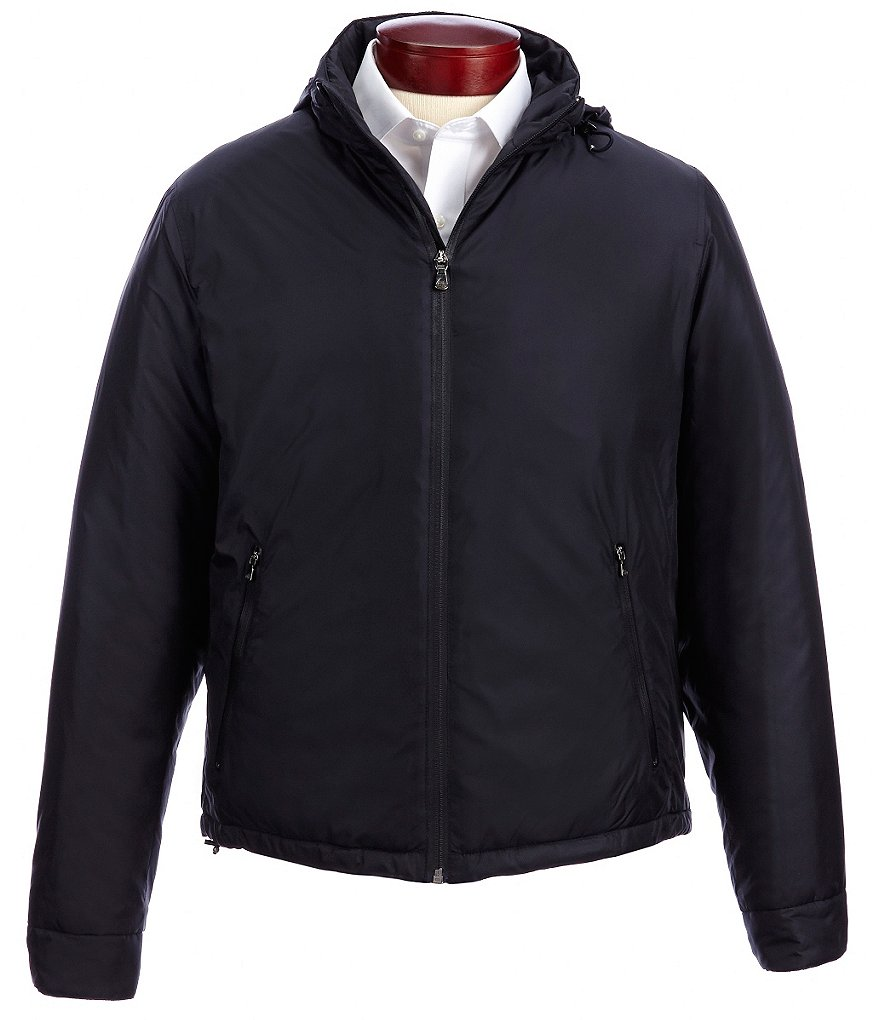 Brooks Brothers Ultra Lightweight Bomber Jacket