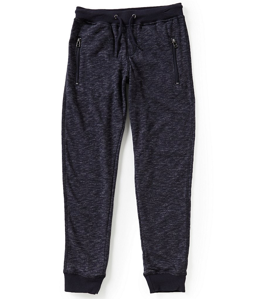 First Wave Big Boys 8-20 Yarn-Dyed Jogger Pants