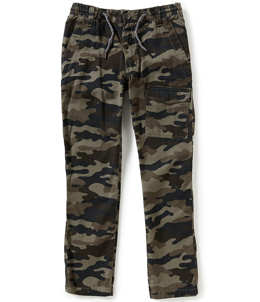 First Wave Big Boys 8-20 Camo Pants