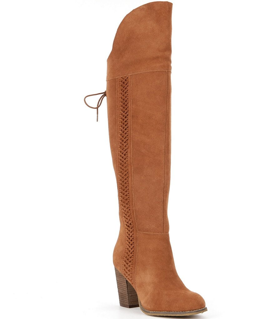 Sbicca Gusto Over The Knee Boots