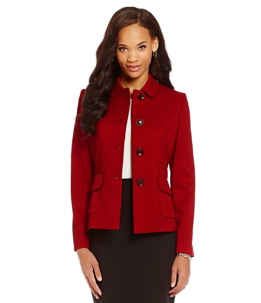 Preston & York Tamara Stretch Pique Jacket