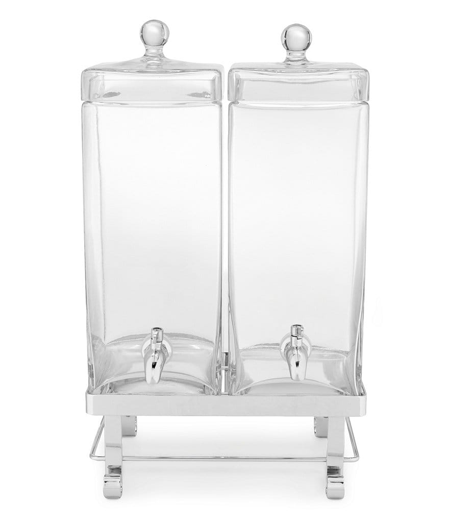 Godinger Double Beverage Dispenser
