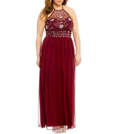 Juniors | Plus | Dresses | Formal & Prom Dresses ...