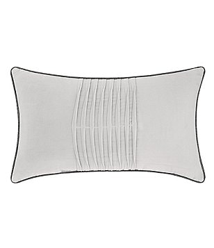 Piper & Wright Mykonos Pleated Boudoir Pillow
