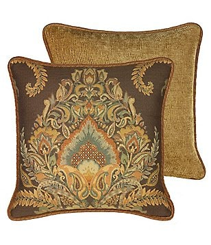 Rose Tree Bayonne Square Pillow