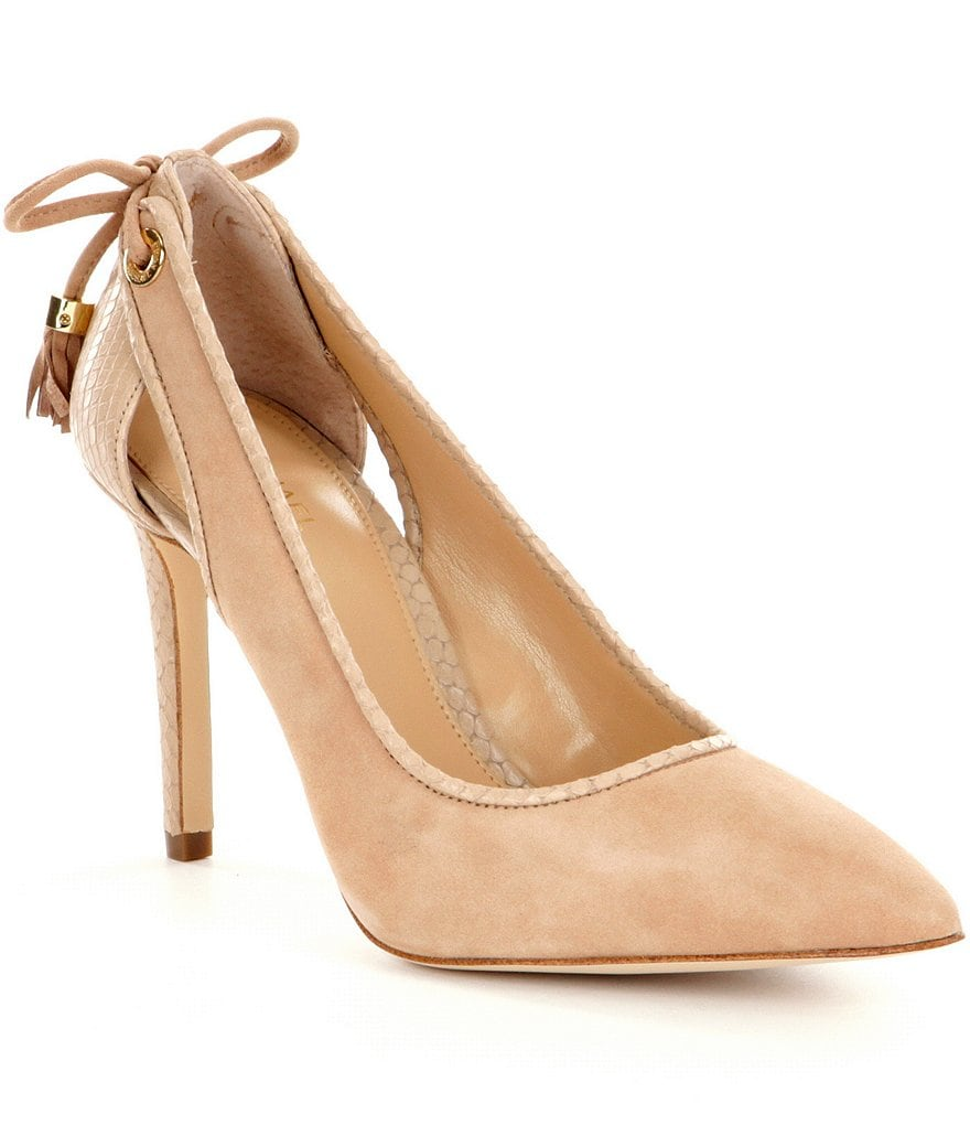 MICHAEL Michael Kors Jennings Pumps