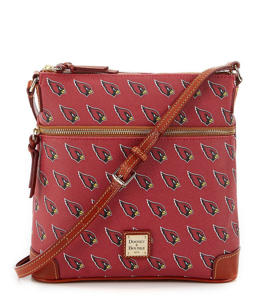 Dooney & Bourke NFL Collection Arizona Cardinals Cross-Body Bag