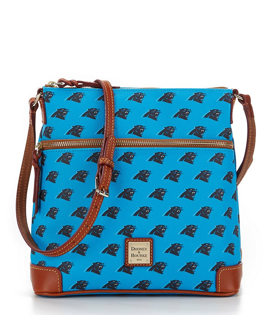 Dooney & Bourke NFL Collection Carolina Panthers Cross-Body Bag