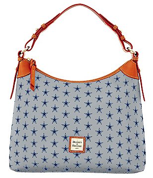 Dooney & Bourke NFL Collection Dallas Cowboys Hobo Bag