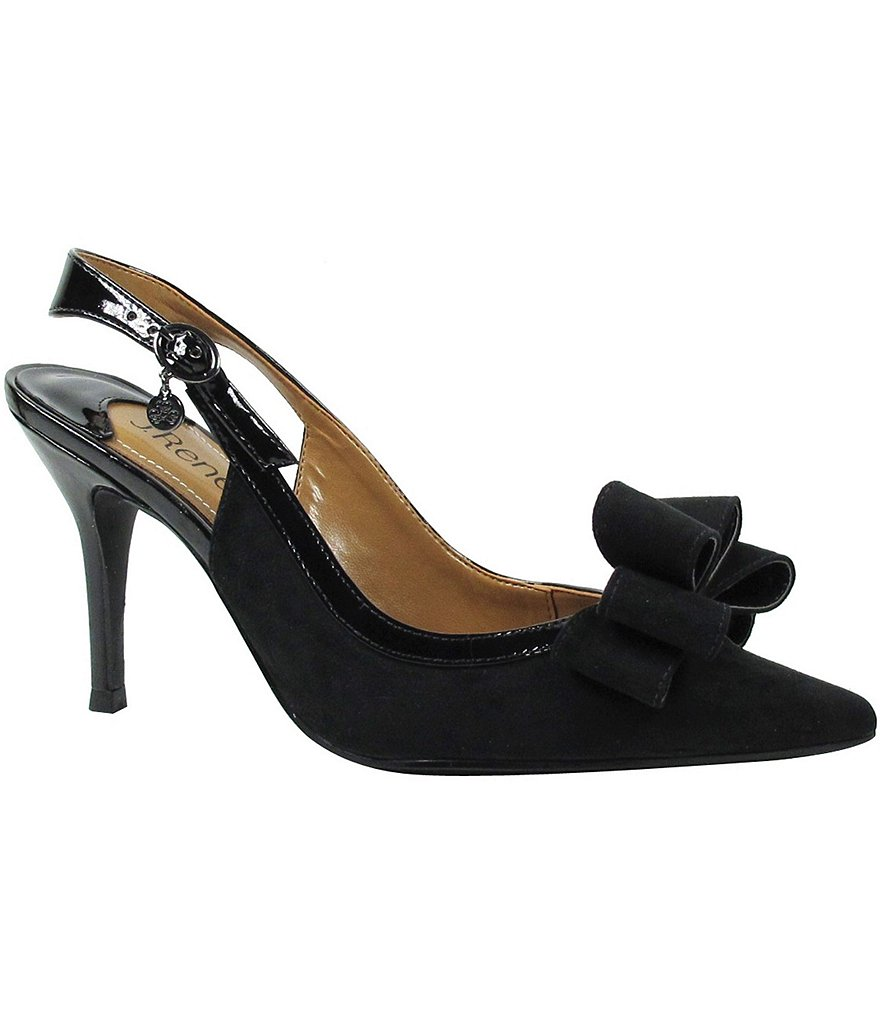 J. Renee Charise Sling Pumps