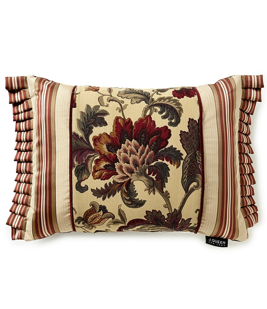 J. Queen New York Catherine Boudoir Pillow