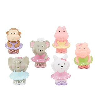 Elegant Baby Ballet Animal Bath Squirties
